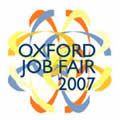 Oxford Job Fair 2007